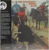 INCREDIBLE BONGO BAND - Return Of The Incredible Bongo Band : LP