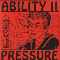 ABILITY II - Pressure : 12inch