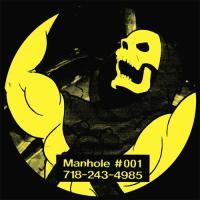 DJ SKELECTOR - Man Hole 001 : 12inch