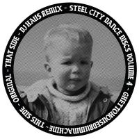 GHETTOHOUSEDRUMMACHINE / DJ HAUS - SCDD004 : STEEL CITY DANCE DISCS (UK)