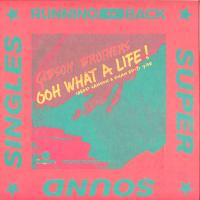 GIBSON BROTHERS - Oooh What A Life / Heaven (Gerd Janson & Shan Edit) : 12inch