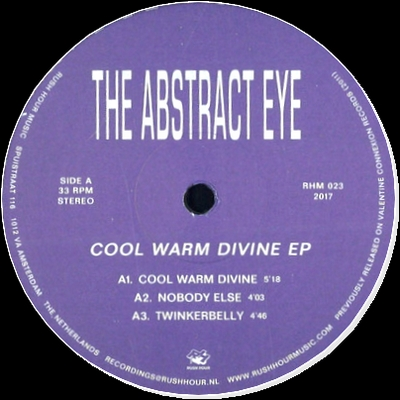 THE ABSTRACT EYE - Cool Warm Divine EP : 12inch