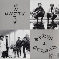 BYRON & GERALD - Unity : LP