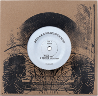 BUKKHA & MADPLATE SOUND feat Junior Dread - Nada A Perder : 7inch