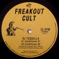 SJ TEQUILLA - Contditionel / Sweet Salt : 12inch