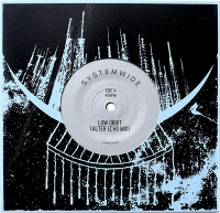 SYSTEMWIDE (Alter Echo mix & Dubkasm remix) - (Alter Echo mix & Dubkasm remix) : 7inch