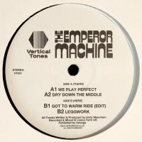 The EMPEROR MACHINE - Voltage Controled EP : 12inch