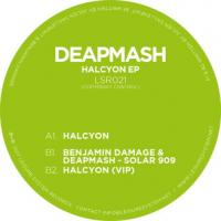 DEAPMASH - Halcyon EP : 12inch