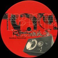 TITONTON - The Pornographic EP (incl. Morgan Geist Remix) : RESIDUAL (US)