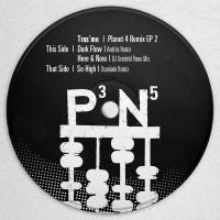 TRUS'ME - Planet 4 Remix EP 2 : PRIME NUMBERS (UK)