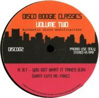 VARIOUS ARTISTS - Disco Boogie Classics Vol.2 : 12inch