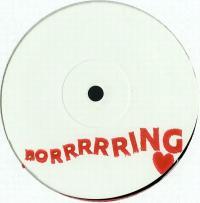 DJ BORING - SUNDAY AVENUE : 12inch