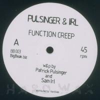 PULSINGER & IRL - Function Creep : BIG BEAK (AUT)