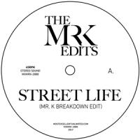 MR. K EDITS - Street Life / Nubian Lady : MOST EXCELLENT UNLIMITED (US)