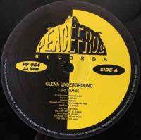 GLENN UNDERGROUND - C.V.O. Trance : 12inch