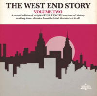 VA - The West End Story Vol 2 : WEST END (US)