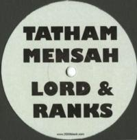 TATHAM & MENSAH & LORD & RANKS - Two Way Here One Way : 2000BLACK (UK)