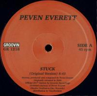 PEVEN EVERETT - Stuck : GROOVIN (ITA)
