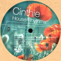 CINTHIE - House Rhythms EP : BLACK KEY (UK)