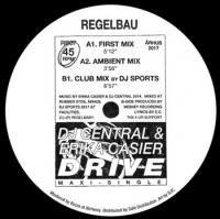 DJ CENTRAL & ERIKA CASIER - Drive : 12inch