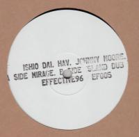ISHIO DAI / HAV / JOHNNY MOORE - Mirage / Island Dub : EFFECTIVE96 (JPN)