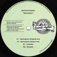 SPIRITUAL EMPHASI - Spiritualism : COSMIC RHYTHM (ITA)