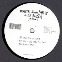 DIMITRI FROM PARIS & DJ ROCCA - Erodiscotique EP4 : GOMMA (GER)