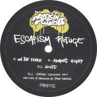 ESCAPISM REFUGE - On The Fence EP : 12inch
