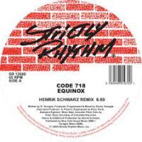 CODE 718 - Equinox (Henrik Schwarz Remixes) : STRICTLY RHYTHM (UK)