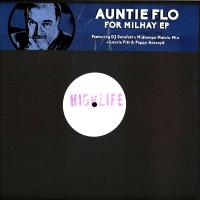 AUNTIE FLO - FOR MIHALY EP (feat. DJ SOTOFETT MIX) : 12inch