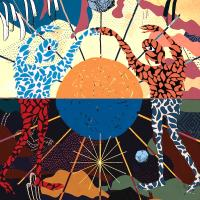 JIMPSTER - THE SUN COMES UP (incl. PEGGY GOU & URULU REMIXES) : 12inch