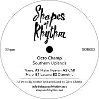 OCTO CHAMP - Southern Uplands : SHAPES OF RHYTHM (UK)
