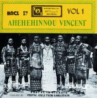 VINCENT AHEHEHINNOU - Best Woman (LP/180g/Gatefold/Poster) : LP
