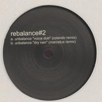 UNBALANCE - Rebalance #2 : 12inch