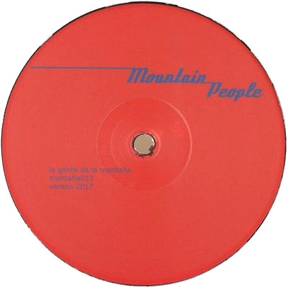 THE MOUNTAIN PEOPLE - Mountain013 : MOUNTAIN PEOPLE (SWI)