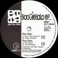 LOUIE - Boogiebalo EP : EMPIRE STATE (US)