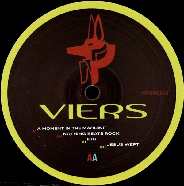 VIERS - A Moment In The Machine : 12inch