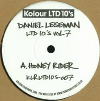 DANIEL LESEMAN - Kolour LTD 10's Vol. 7 : 10inch