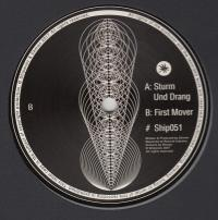 EKMAN - Sturm Und Drang / First Mover : 12inch