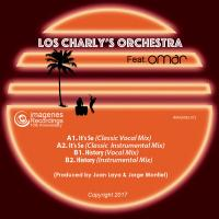 LOS CHARLY'S ORCHESTRA - It's So / History (feat. Omar) : IMAGENES (UK)