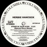 HERBIE HANCOCK - Stars In Your Eyes / Saturday Night : 12inch