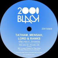 TATHAM, MENSAH, LORD & RANKS - Simmering : 2000BLACK (UK)