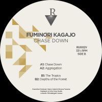 FUMINORI KAGAJO - Chase Down EP : 12inch