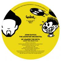 JOHN DAVIS & THE MONSTER ORCHESTRA - Up Jumped The Devil (Louie Vega Remixes) : 12inch
