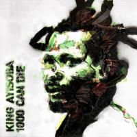 KING AYISOBA - 1000 Can Die : LP