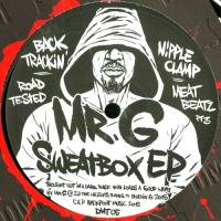 MR. G - Sweatbox EP : DUNGEON MEAT (UK)