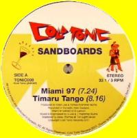 SANDBOARDS - MIAMI : 12inch