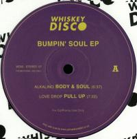 VARIOUS ARTISTS - Bumpin' Soul EP : WHISKEY DISCO (US)