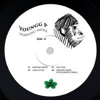 YOUNGG P - Morning Smoke (feat Steve Murphy mix) : 12inch