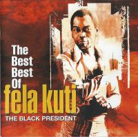 FELA KUTI - The Best Of Fela Kuti : 2CD